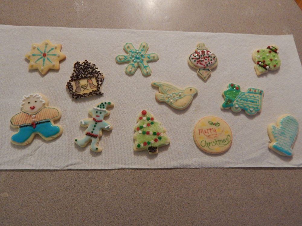 Sugar Cookie Masterpieces (1/6)