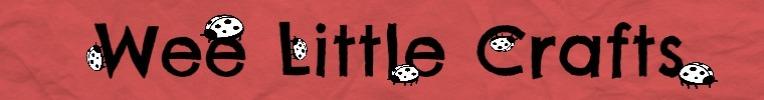 Wee Little Crafts Banner (760x100)