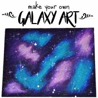 Art Lab, Episode 19: Galaxy Art
